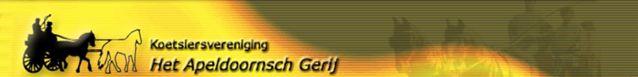 Het Apeldoornsch Gerij
