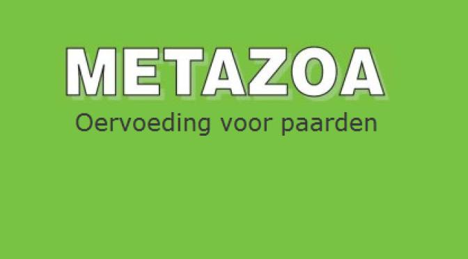 Metazoa, de ándere manier van voeren.