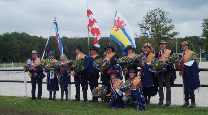 Spannend menkampioenschap in Gaasterland